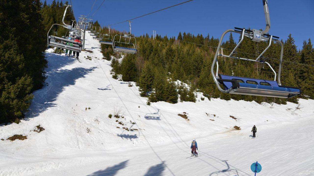 Les massifs de Haute-Savoie, de l'Isère-Drôme, des Alpes du Sud et des Pyrénées ont enregistré une fréquentation 10% au-dessous de la dernière saison.