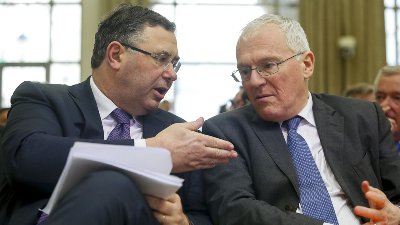 Total comme Gazel ont engagé une procédure au tribunal de commerce de Paris pour faire suspendre une partie de leurs obligations d'achat auprès d'EDF.