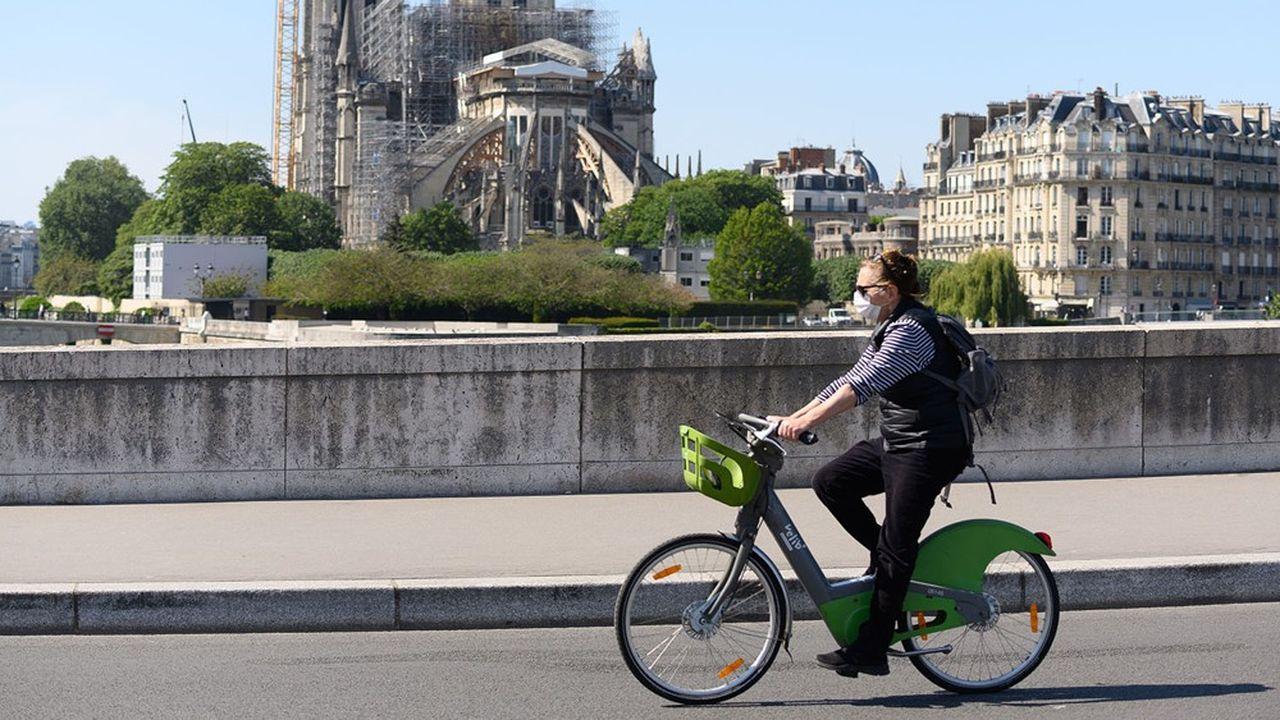 Sur toute l'Ile-de-France, la flotte de Vélib' augmentera de 2.500 vélos, pour atteindre 19.000 bicyclettes.