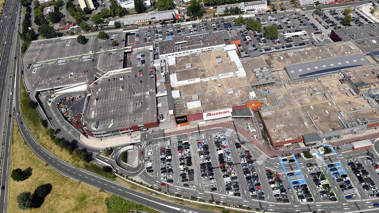 Le centre commercial de Vélizy 2 fait partie de ceux qui resteront fermés jusqu'à nouvel ordre.