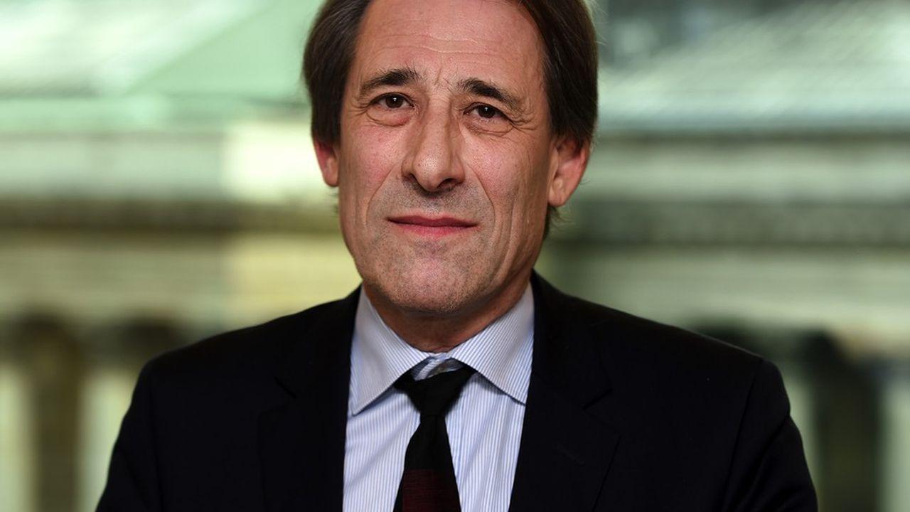 Robert Ophèle, le président de l'AMF (Autorité des Marchés Financiers) regrette que l'Europe n'apporte pas de réponse commune à la crise.