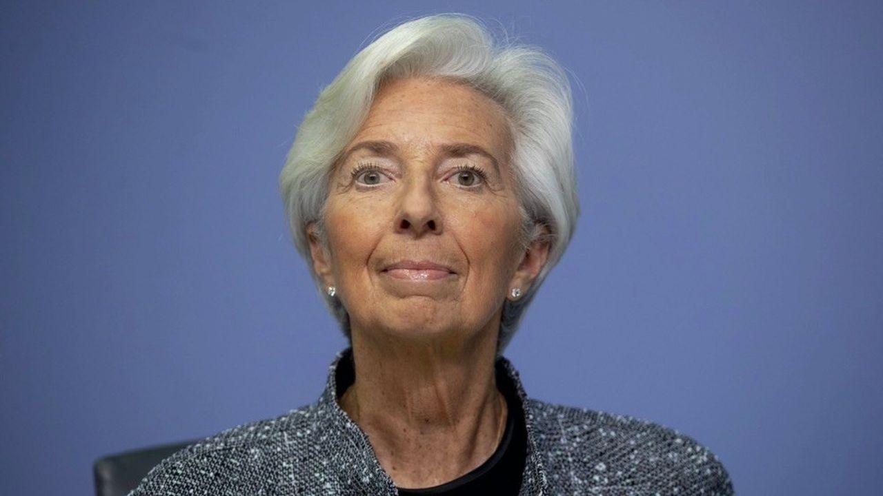 Christine Lagarde a répondu aux juges allemands jeudi.