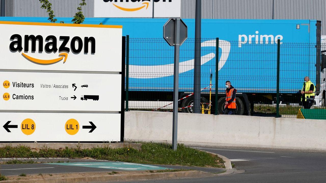 Amazon va prolonger la suspension de ses activités en France jusqu'au 13mai.