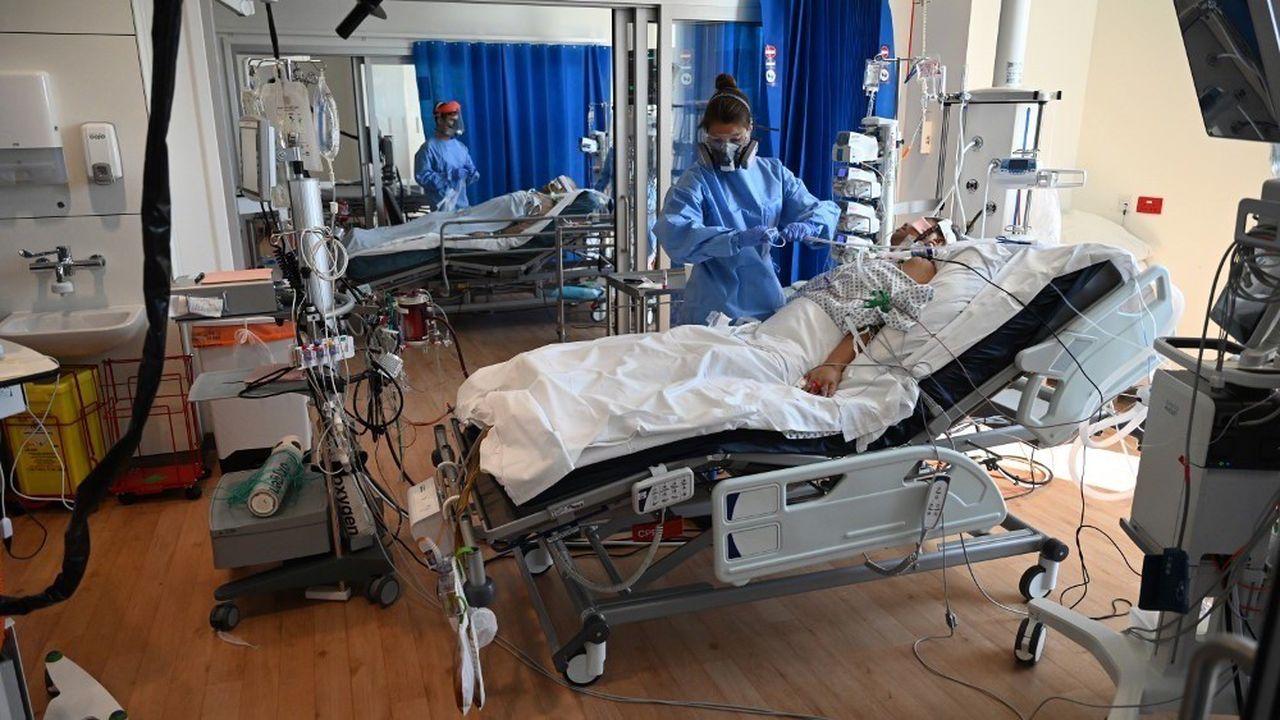 L'étude s'est penchée sur 5.683 malades décédés du Covid-19 au Royaume-Uni.