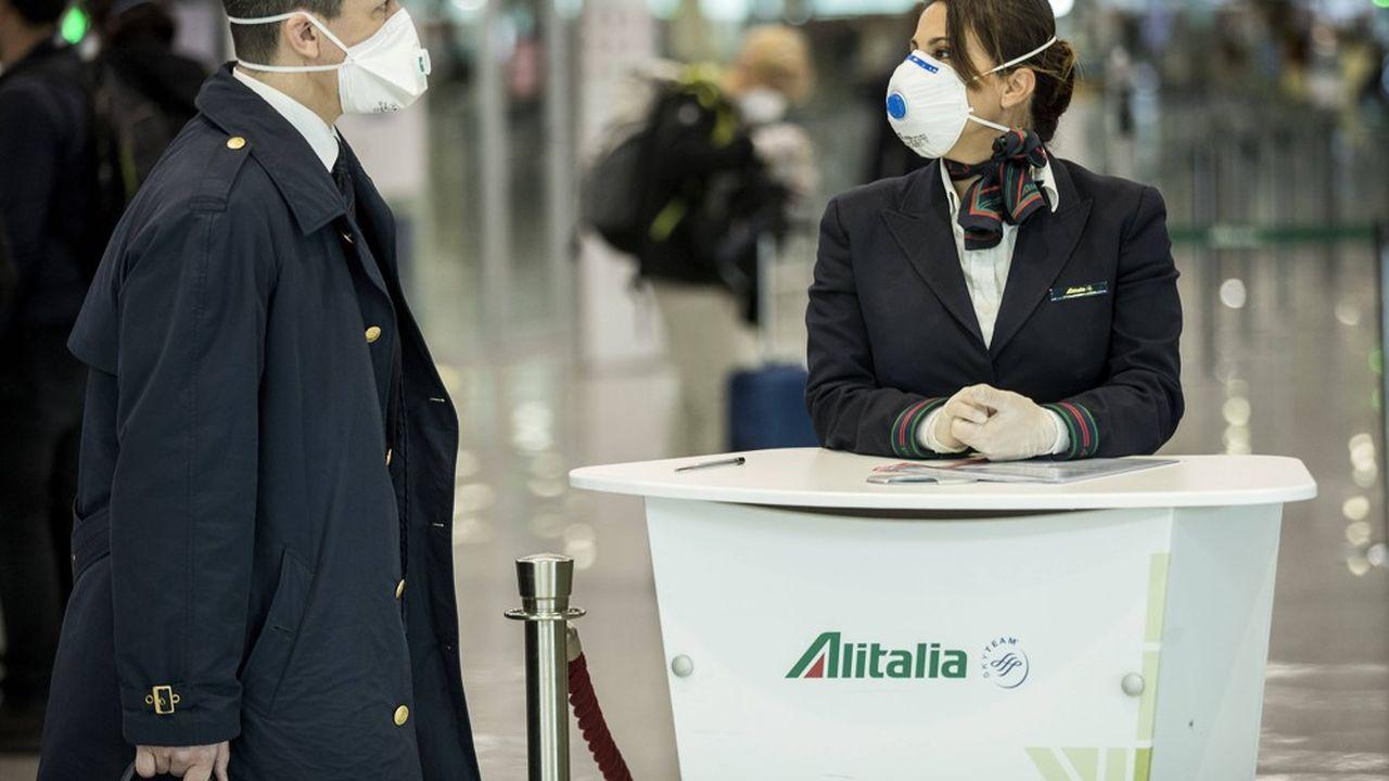 Alitalia va-t-elle s'offrir un nouveau départ avec une aide du gouvernement?