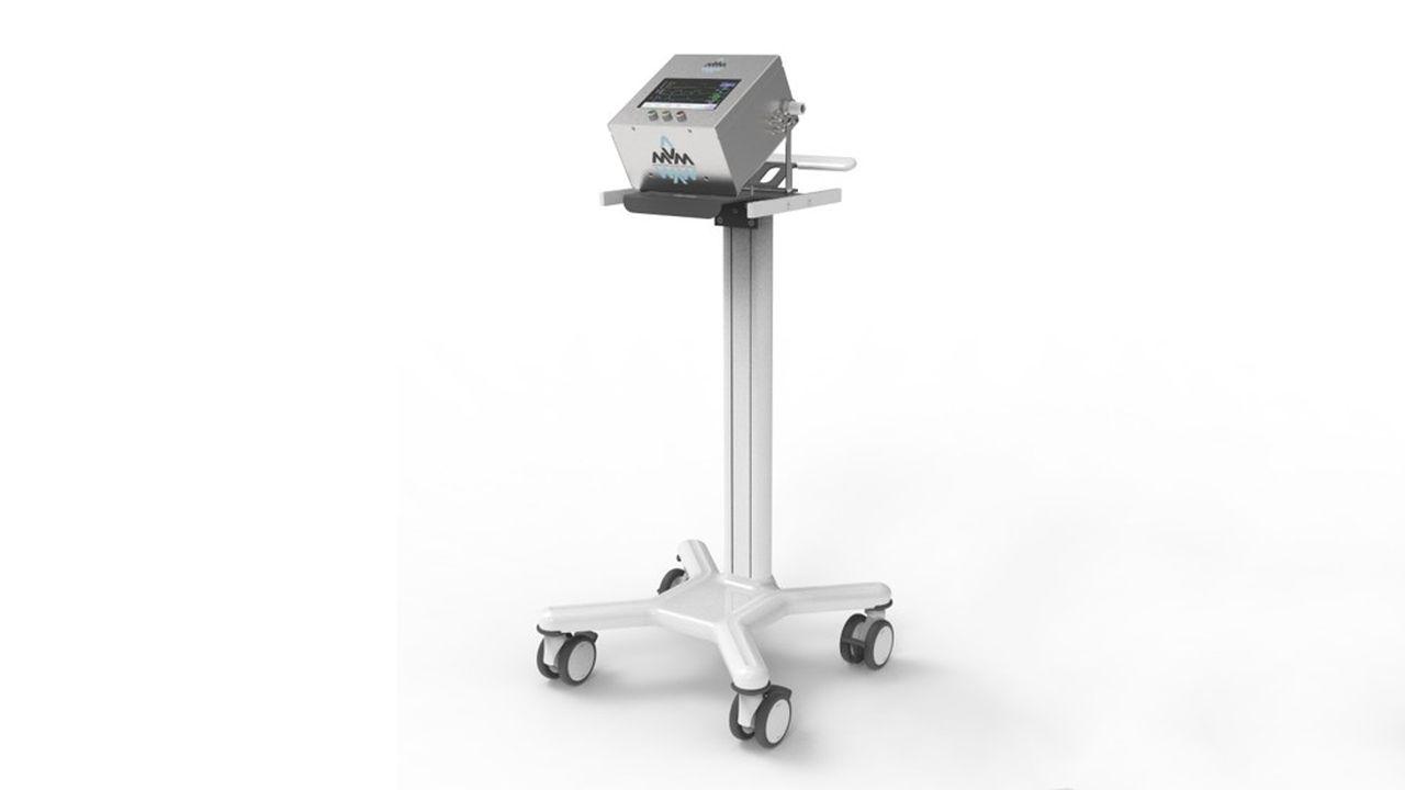 Le Mechanical Ventilator Milano, un respirateur artificiel agréé par la FDA, est né d'une initiative de physiciens spécialisés dans la recherche de la matière noire.