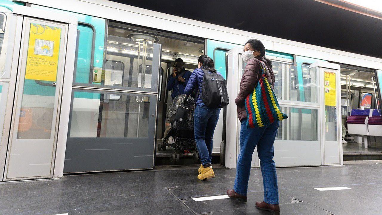Soixante stations de métro resteront fermées à Paris pour le déconfinement du 11mai.