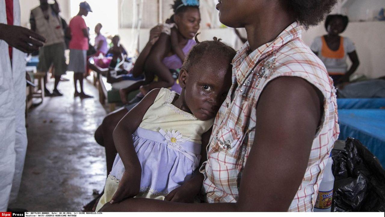 La menace d'un retour du choléra est toujours présente en Haïti. En 2016, l'ONU estimait qu'après le passage de l'ouragan Matthew, 1,4million de Haïtiens avait besoin d'aide humanitaire dont des vaccins contre le choléra.