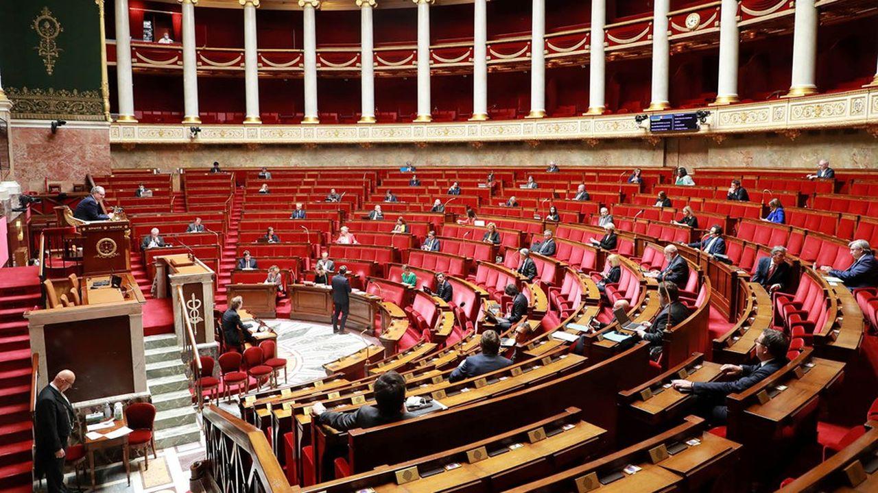 Ils sont 58 députés à être intéressés et sur le point de sauter le pas et de s'inscrire dans ce groupe « Ecologie démocratie solidarité »