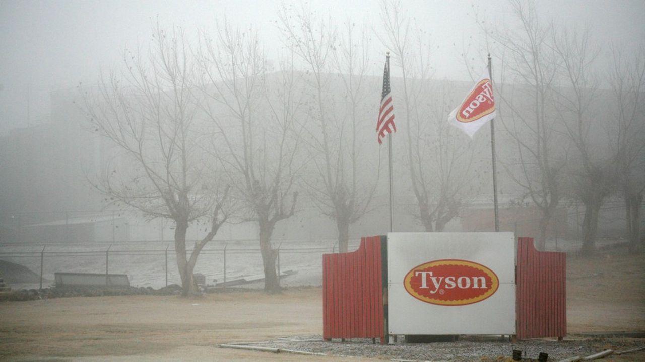 «Vingt-deux usines, syndiquées ou non, ont fermé à un moment donné au cours des deux derniers mois», indiquait fin avril le syndicat de l'industrie UFCW.
