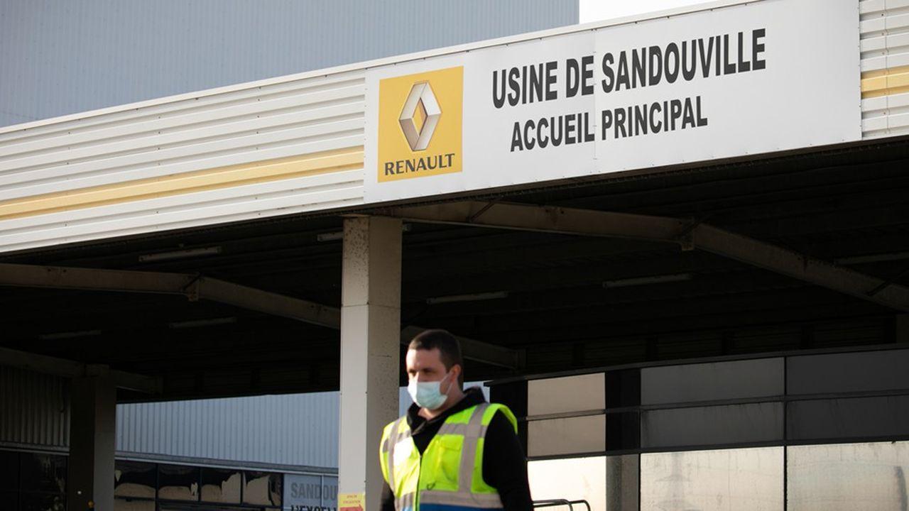 Le tribunal judiciaire duHavre a ordonné jeudi au constructeur automobile de fermer provisoirement le site d'assemblage de véhicules utilitaires situé en Seine-Maritime.