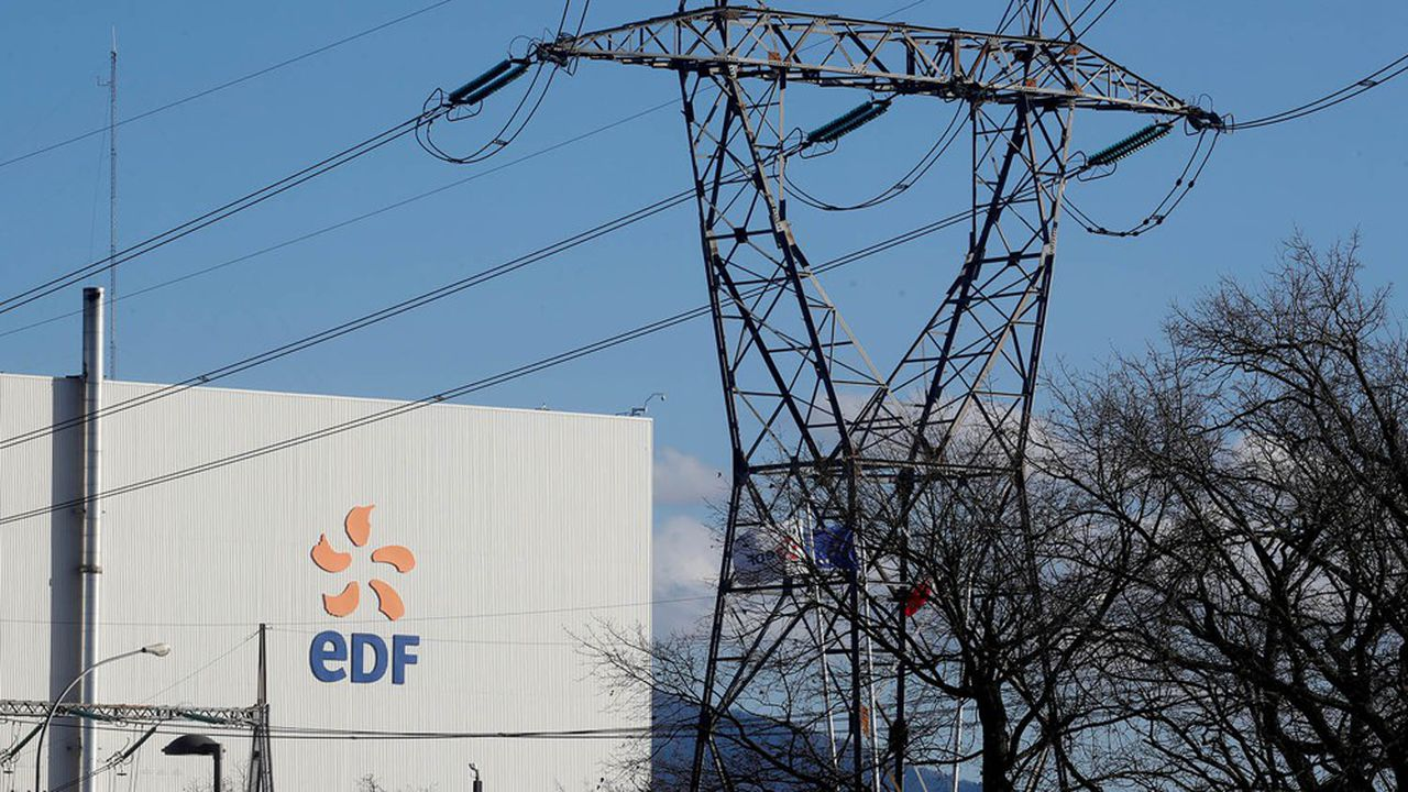 EDF veut faire revenir sur ses sites nucléaires 67% des effectifs habituels