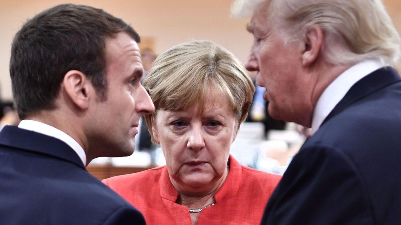 L'opinion française plébiscite la gestion par l'Allemagne de la crise du Covid-19, apprécie la vision d'Emmanuel Macron et rejette violemment Donald Trump.