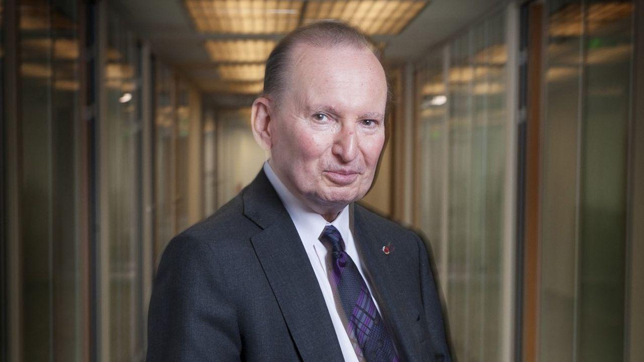 Raymond Soubie avait été à la manoeuvre à l'Elysée pendant la crise financière de 2008 pour limiter son impact social.