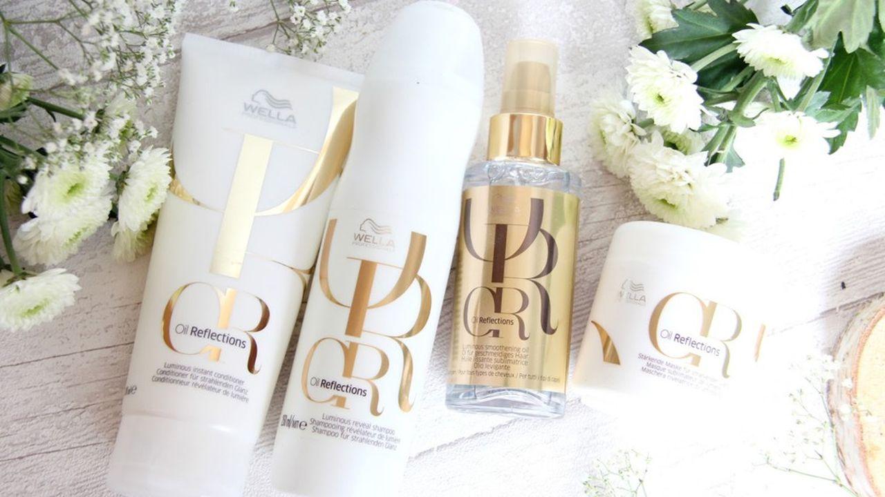 Les produits capillaires Wella occupent le second rang mondial dans le secteur de la coiffure professionnelle, derrière L'Oréal.