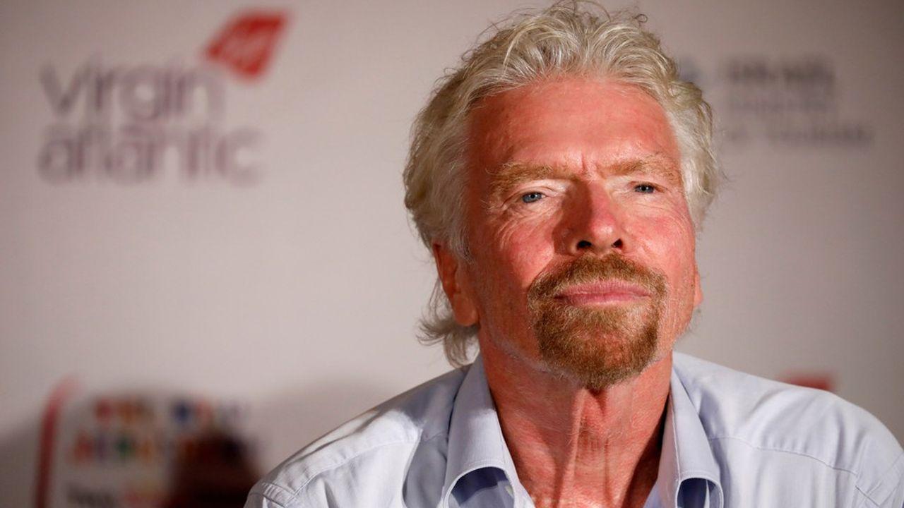 Virgin Atlantic, la compagnie aérienne fondée en 1984 par Richard Branson, figure parmi les principales victimes d'un secteur aérien britannique