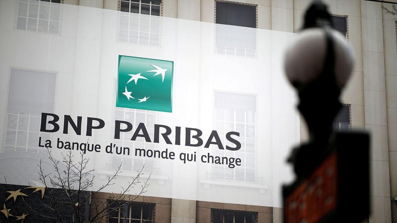 La VaR quotidienne a atteint en moyenne 35millions d'euros au premier trimestre pour BNP Paribas.