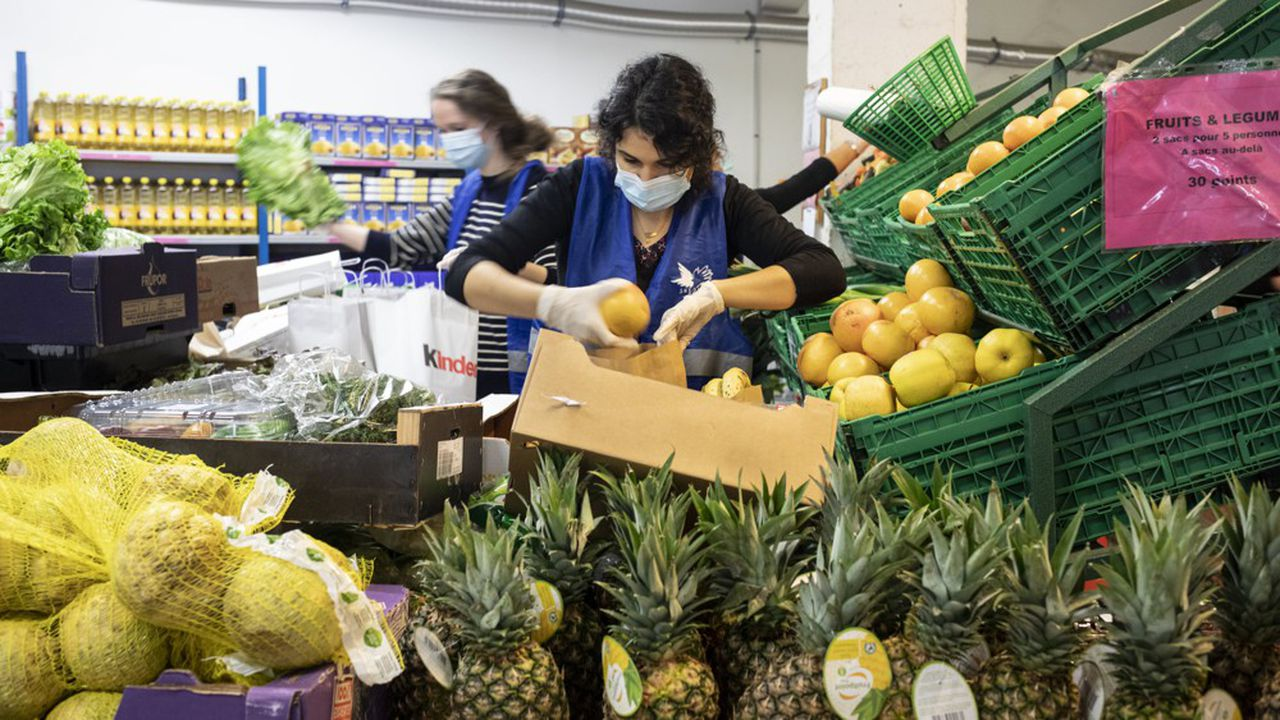 «Les acteurs de la chaîne alimentaire ont travaillé ensemble pour réorganiser en profondeur production et distribution».
