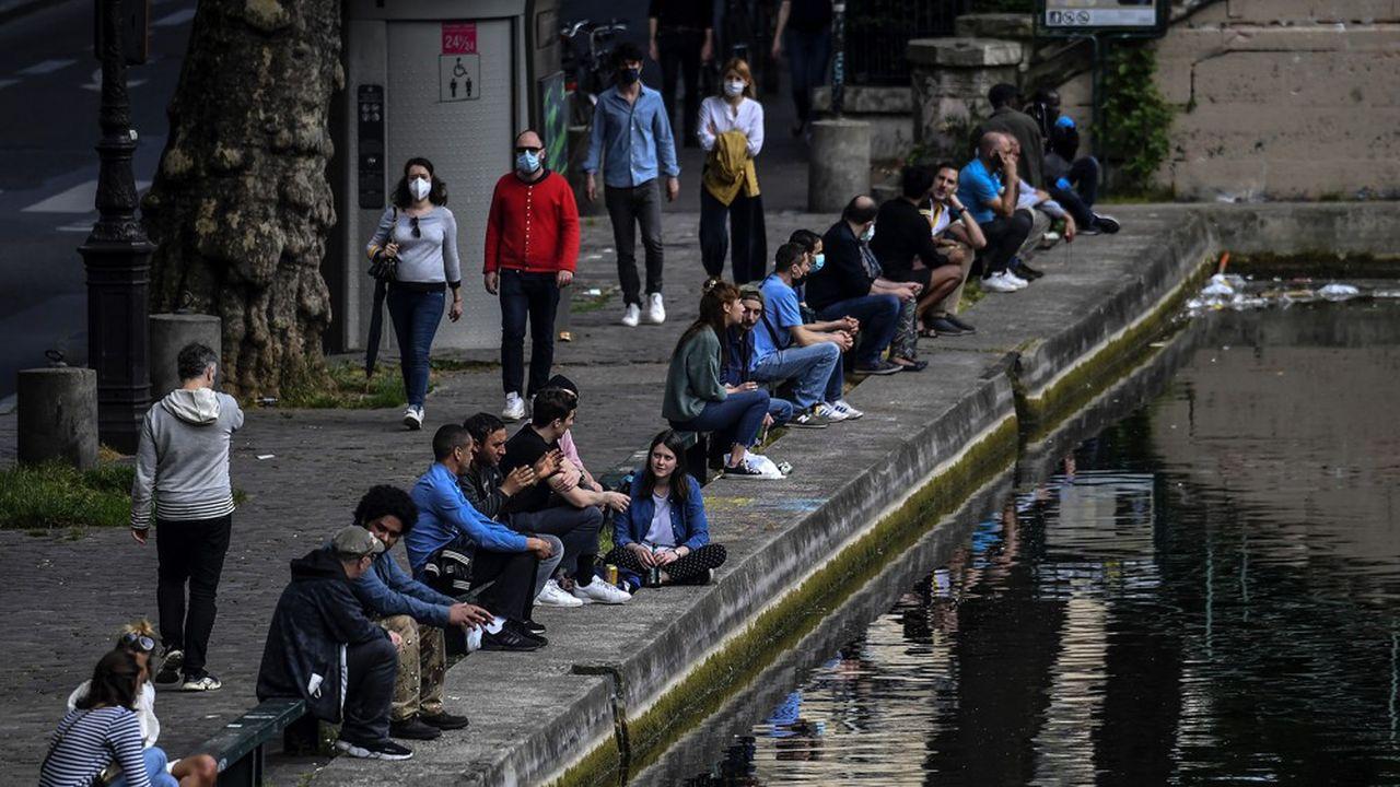 «La population française demeure vulnérable à une reprise de l'épidémie», souligne Jean Castex dans son rapport publié hier.