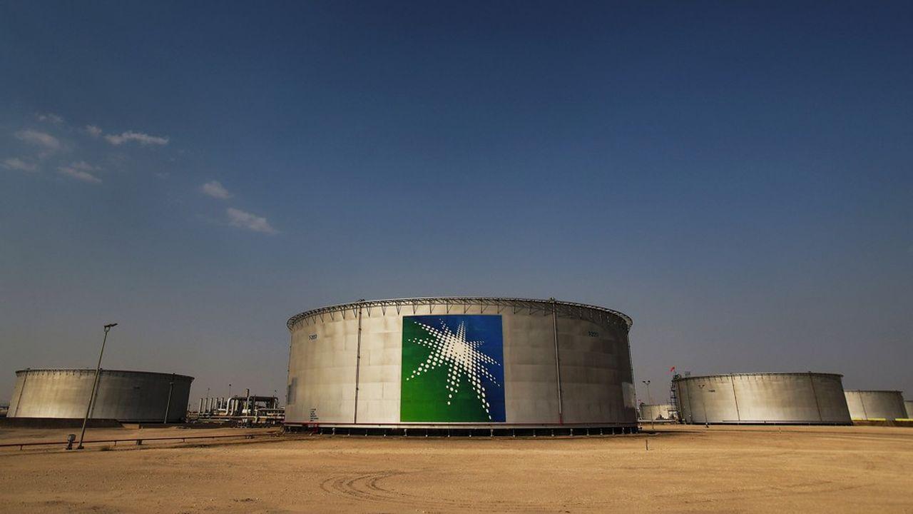Les capacités de stockage d'Aramco, le géant saoudien du pétrole, sont pleines en raison de l'effondrement de la demande mondiale d'or noir pour cause de pandémie.