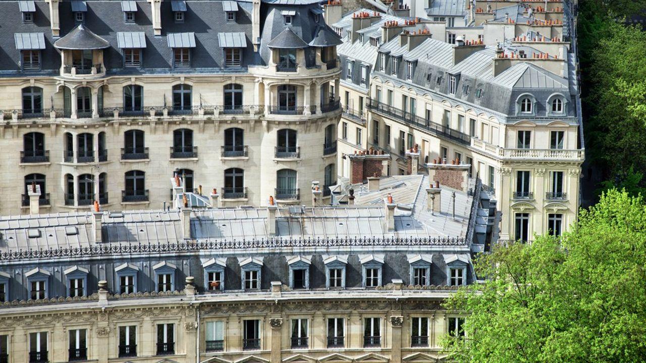 20% des très hauts revenus résident dans Paris.