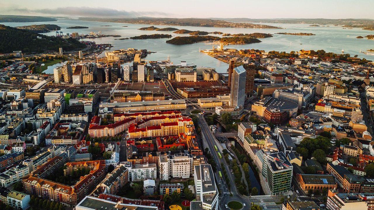 Le fonds souverain norvégiengère 939milliards d'euros, soit 175.000,00euros par habitant
