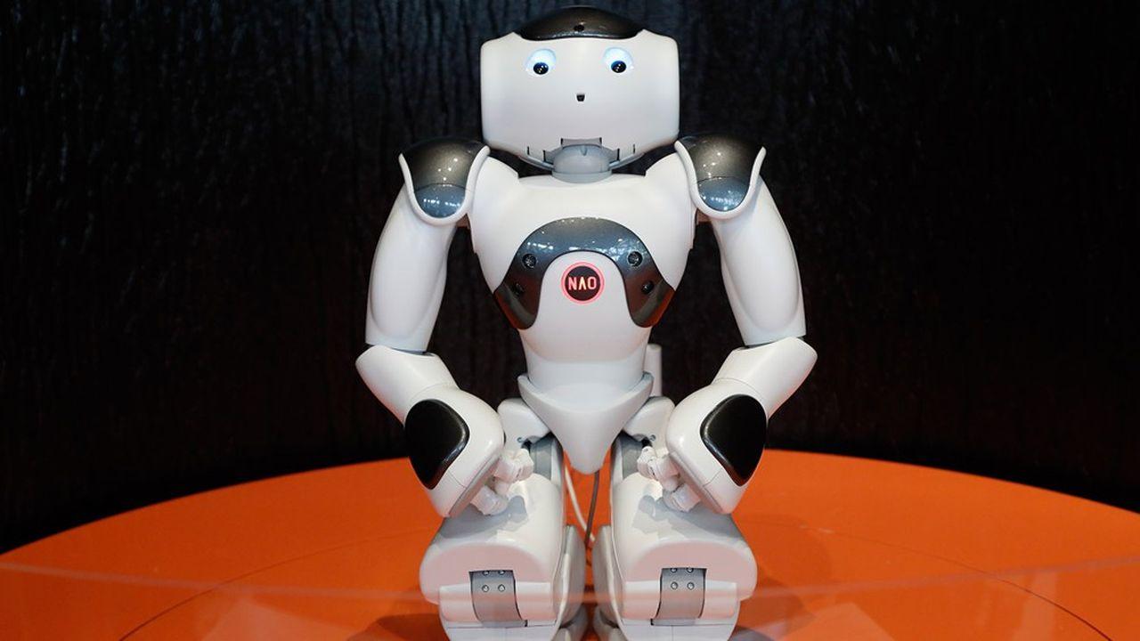 Des tests menés avec des robots tels que Nao de la société Aldebaran, ont montré qu'ils pourraient avoir un impact positif sur la santé des personnes âgées.