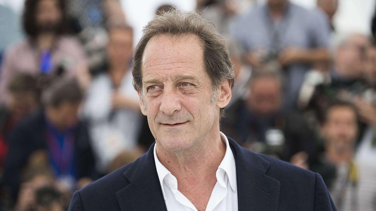 L'acteur Vincent Lindon, au Festival de Cannes en 2018.