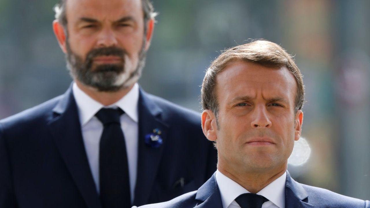 La confirmation et l'entrée en vigueur du déconfinement font baisser l'inquiétude des Français. Mais la tendance doit encore se confirmer