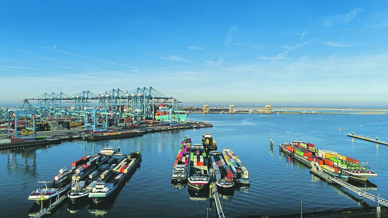 Les auteurs de la lettre appellent l'UE à devenir beaucoup plus ferme et vigilante en matière commerciale (ici, le port de Rotterdam).