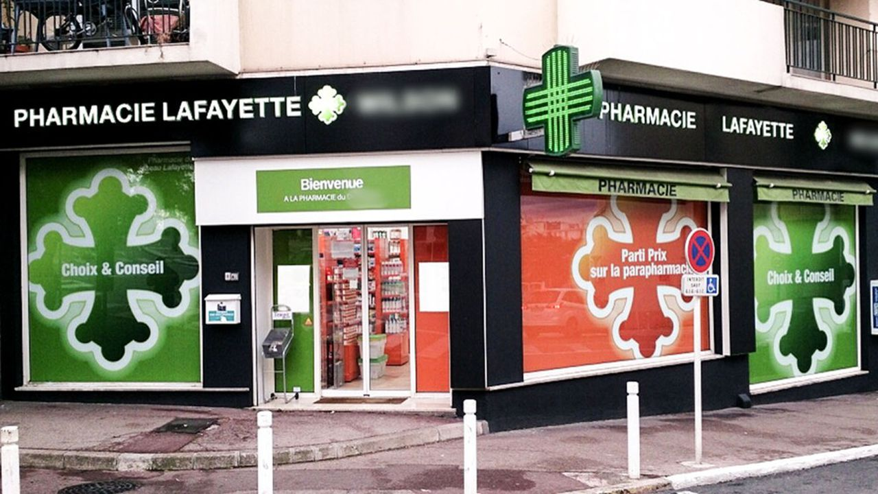 Les pharmacies Lafayette réalisent 60% de leur chiffre d'affaires dans la parapharmacie, contre 20% pour les officines classiques.