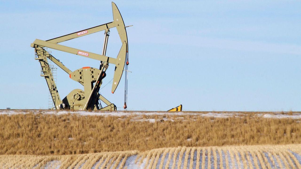 Le pétrole et le gaz de schiste nord-américain devraient représenter 85% de la croissance globale de la production pétrolière d'ici cinq ans.