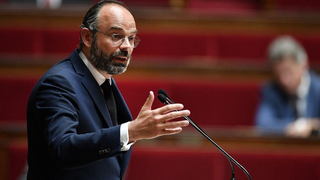 La majorité de ces plaintes concernent le Premier ministre Edouard Philippe.