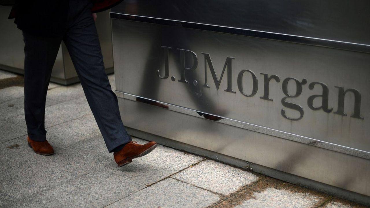 La banque JP Morgan s'ouvre aux devises 2.0
