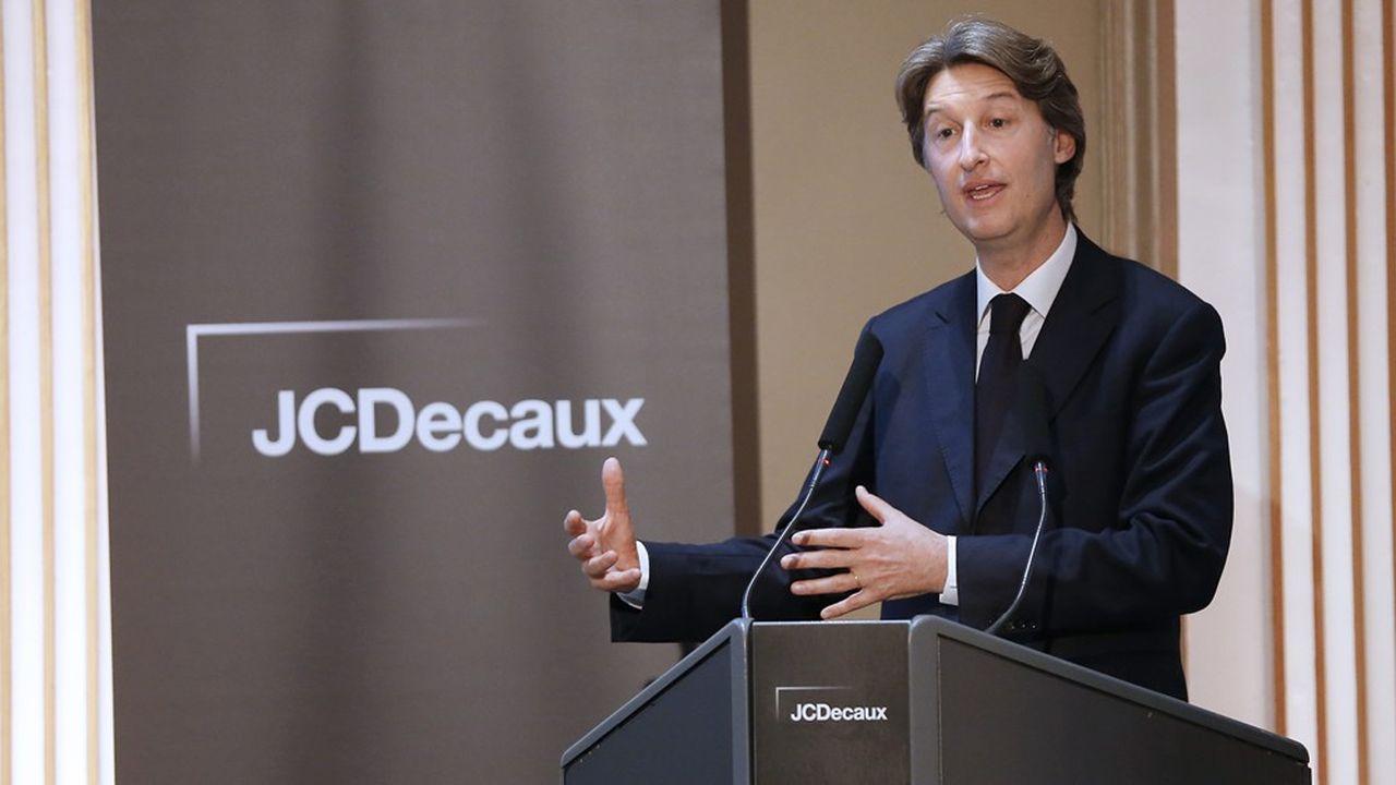 Jean-Charles Decaux, co-directeur général de JCDecaux: «On sent une volonté très importante de redémarrer. Nous-mêmes n'avons eu qu'un tiers de nos campagnes annulées.»