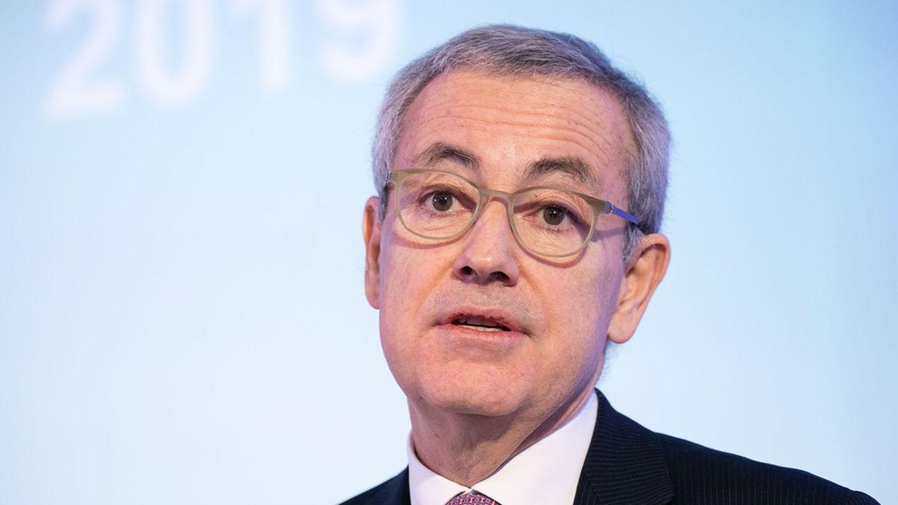 Jean-Pierre Clamadieu, le président du conseil d'administration d'Engie.