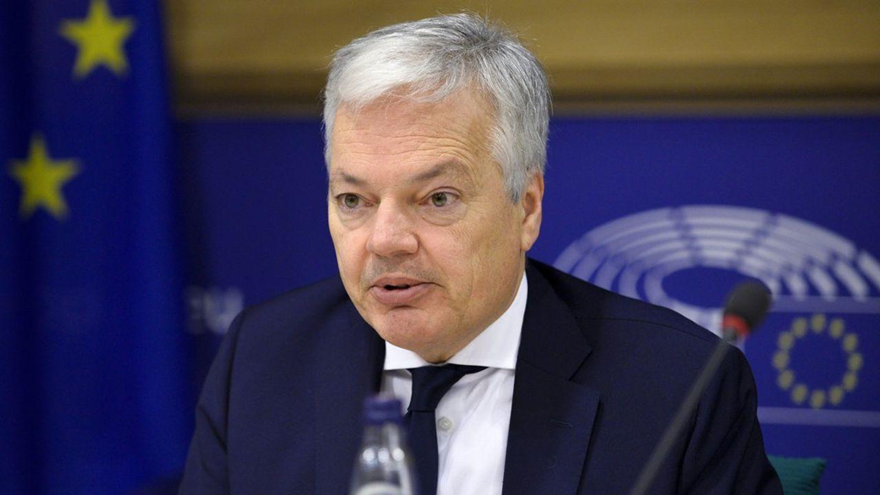 Le Commissaire Didier Reynders appelle les compagnies aériennes à rendre leurs bons d'échange plus attractifs pour éviter d'avoir à affronter trop de demandes de remboursement.