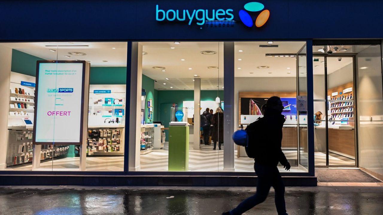 Bouygues Telecom a rouvert dès le lundi 11mai 400 de ses quelque 500boutiques enFrance.