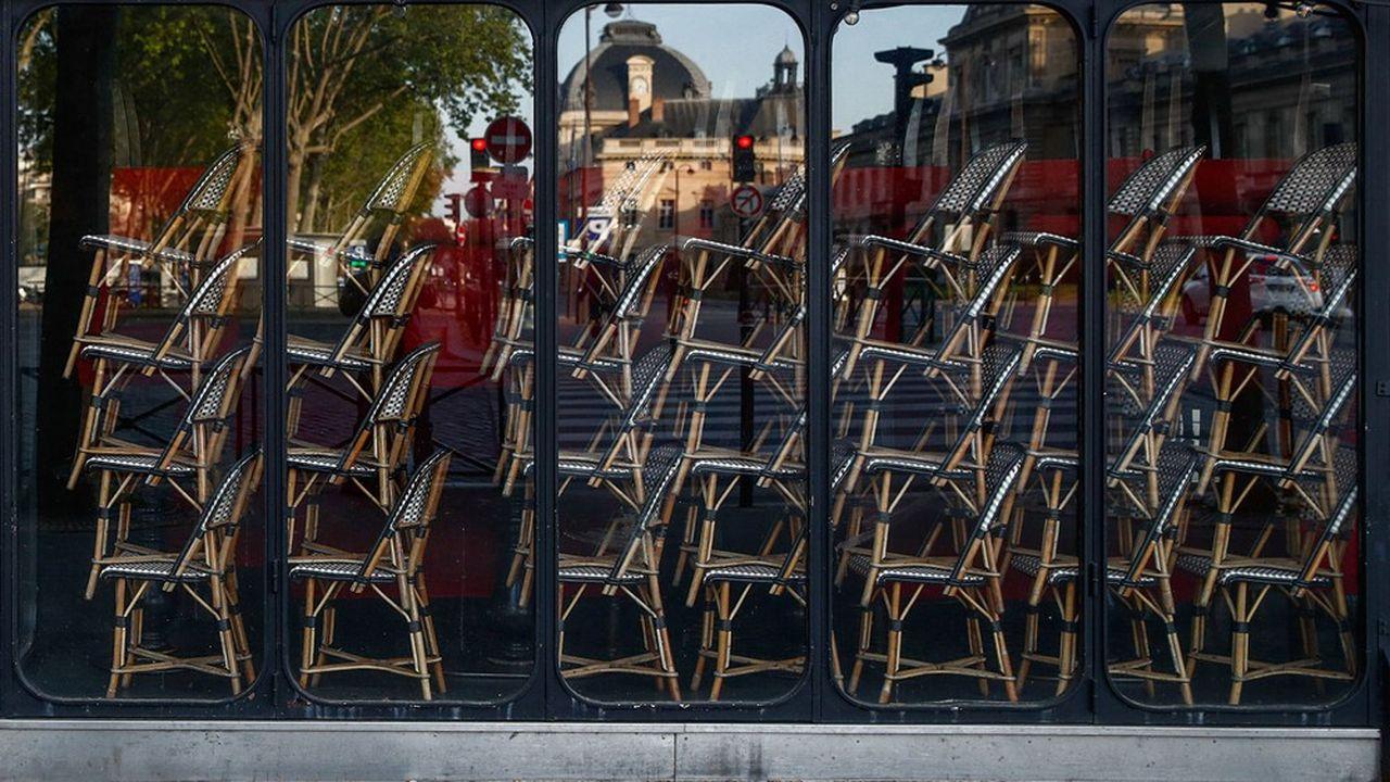 Le plan de soutien à l'économie de la mairie de Paris prévoit pour 120millions d'euros d'exonérations, comme les droits de terrasse.