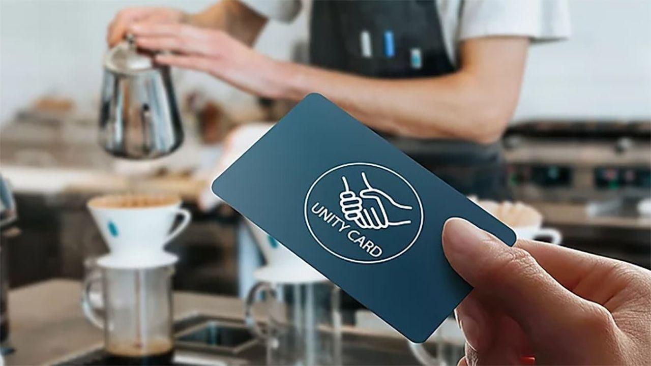 Plusieurs milliers de cartes prépayées Unity Cards seront distribuées aux plus démunis en Belgique