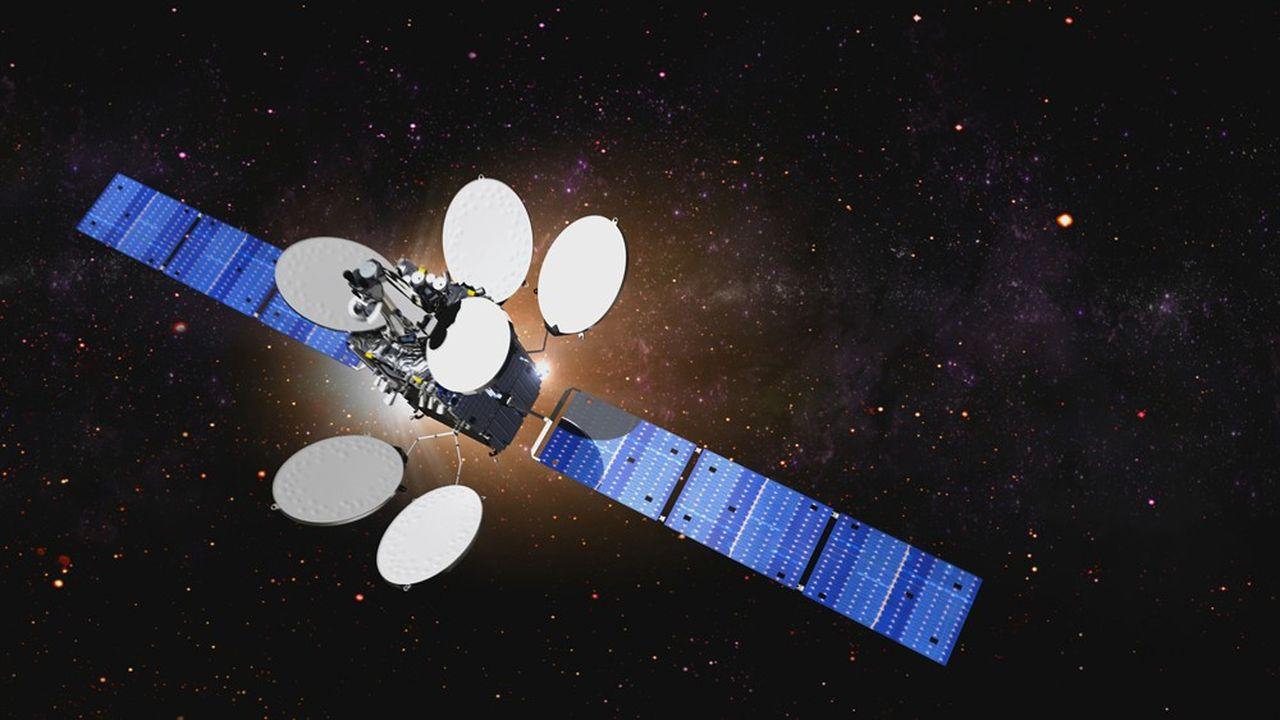 L'opérateur de satellites luxembourgeois Intelsat est assis sur une énorme dette de 14,7milliards de dollars.