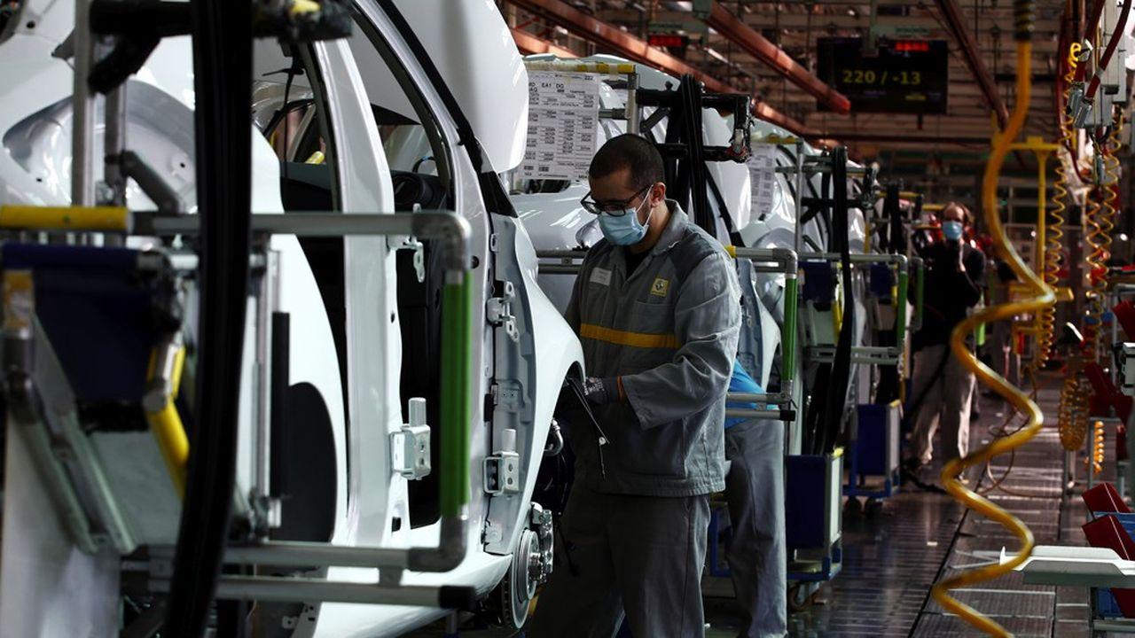 Les entreprises pourraient baisser leurs investissements de 35% à 48% cette année par rapport à l'an passé.