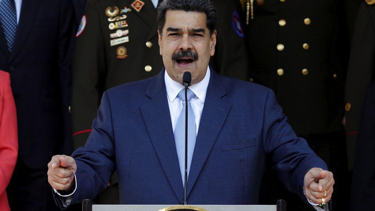 Les tensions entre La France et le Venezuela interviennent alors que la France soutient le plan américain pour un gouvernement de transition au Venezuela sans le dirigeant socialiste Nicolas Maduro.