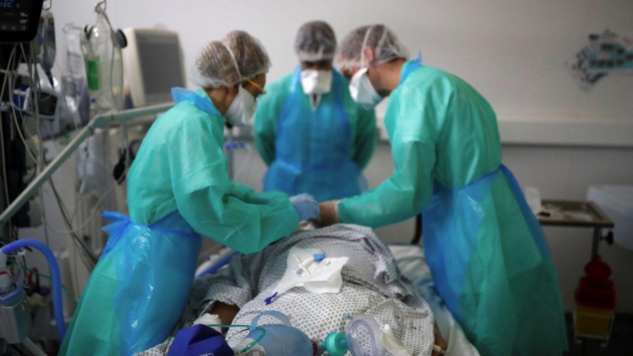 La prime sera de 1.500euros dans les 40 départements les plus touchés par l'épidémie et les services Covid +des autres départements.