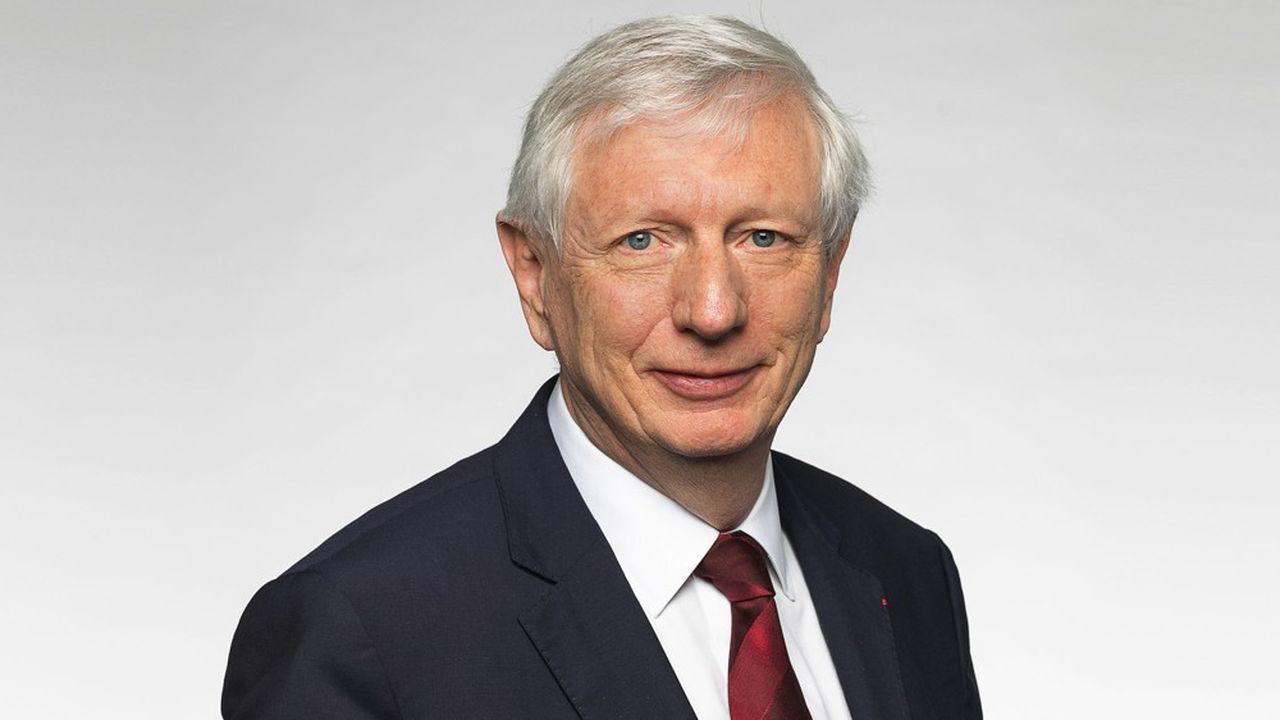Didier Michaud-Daniel, directeur général de Bureau Veritas