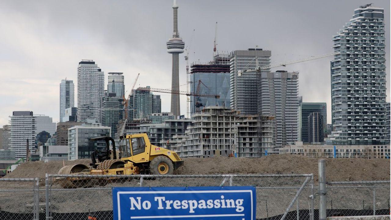 Le quartier de Quayside, une friche industrielle à quelques kilomètres du centre de Toronto, devait préfigurer les ambitions de Google dans l'urbanisme. Son avenir est désormais en suspens.
