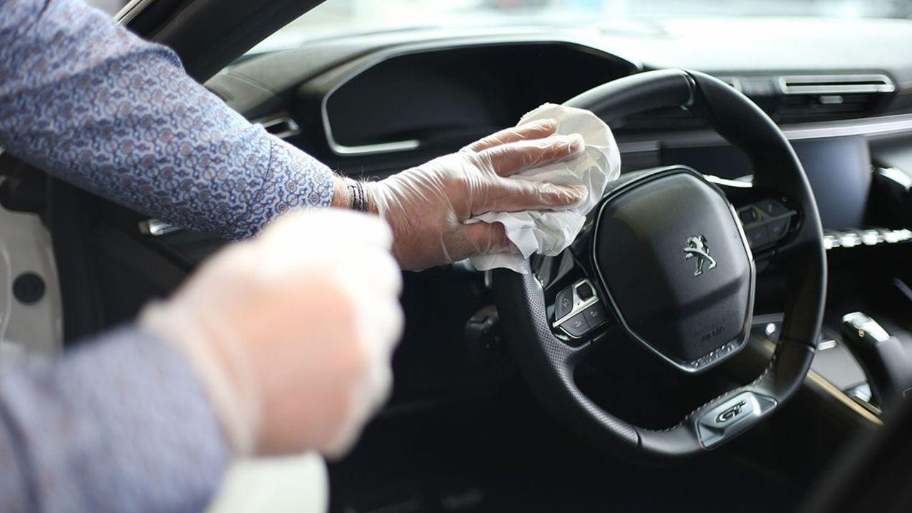 «Avec une bonne organisation, ça prend 10-15 minutes en plus pour réceptionner un véhicule», explique un professionnel.