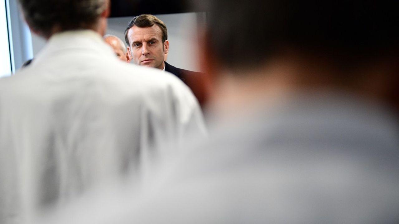 Emmanuel Macron a promis de réformer l'hôpital en profondeur. Le chantier vient de s'ouvrir.