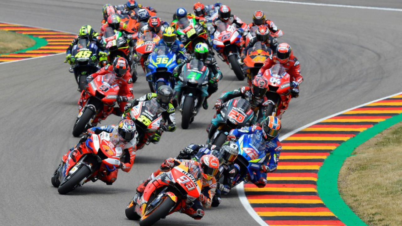 Le Grand Prix de France en octobre — MotoGP