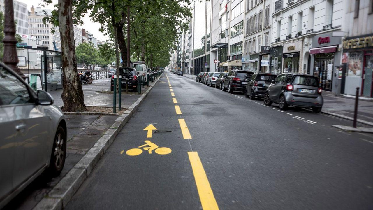 10millions d'euros sont injectés pour financer la réalisation d'aménagements cyclables permettant de réduire les coupures entre cheminements pour vélos.